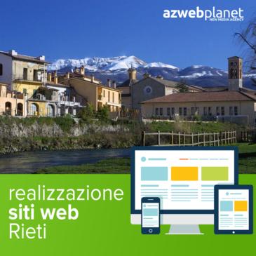 Agenzia web Rieti