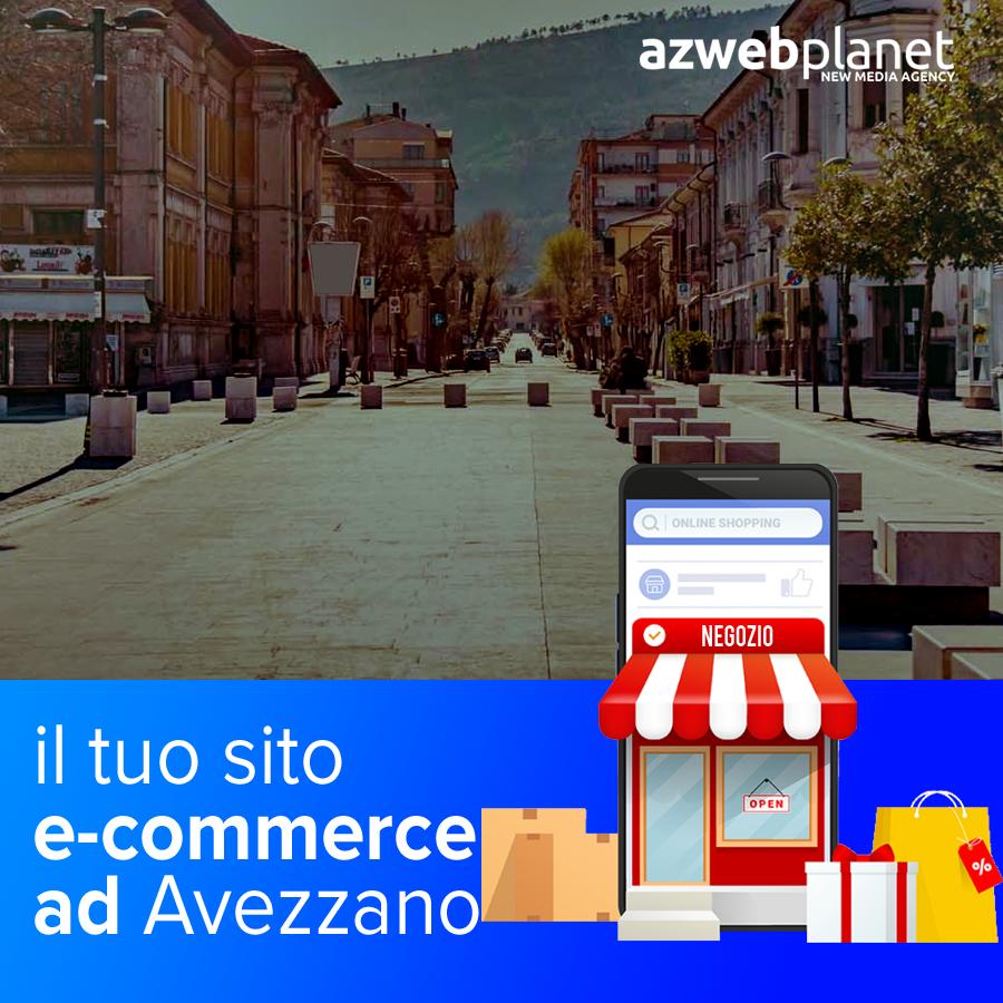 agenzia sito e-commerce Avezzano L'Aquila